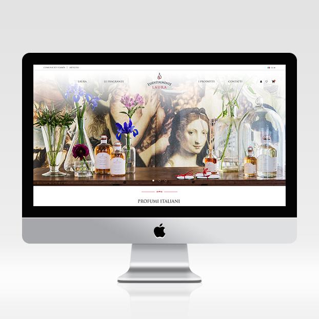Essenzialmente Laura – sito web